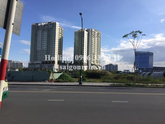 shophouse (7x20) Lake View Thu Thiem for rent on Tran Nao street, District 2 - 420sqm - 3800 USD