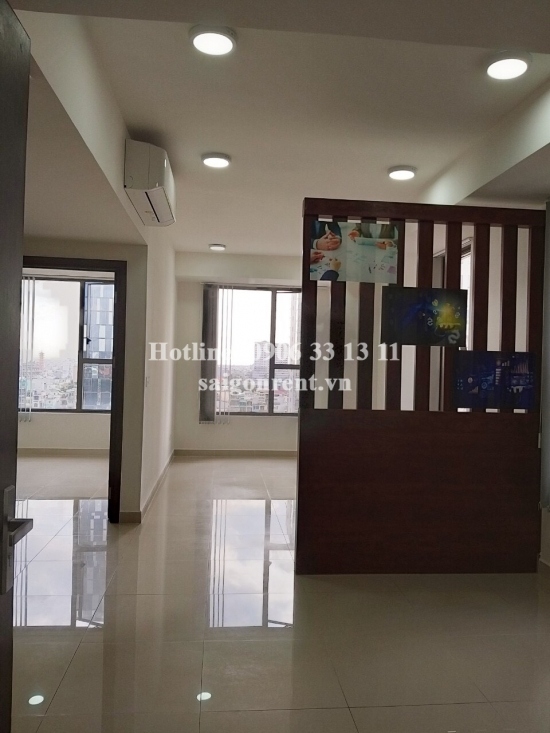 Tresor Building - Apartment 01 bedroom on 10th floor for rent at 39 Ben Van Don street, District 4 - 50sqm - 770 USD( 18 Millions VND)