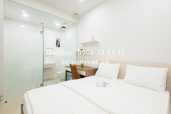 Room serviced for rent on Calmette street, District 1 - 15sqm - 500 USD