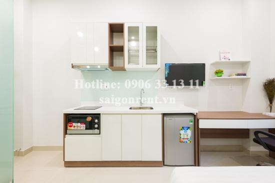 Serviced studio apartment for rent on Calmette street, District 1 - 20sqm - 770 USD