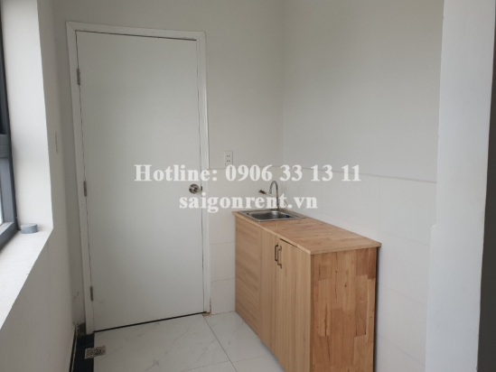 Serviced Apartment 01 bedroom for rent on Ly Phuc Man street, District 7 - 28sqm - 220 USD