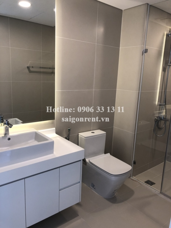 Gateway Building - Apartment 02 bedrooms on 31th floor for rent at 02 Le Thuoc street, Thao Dien Ward, District 2 - 90sqm - 1800 USD