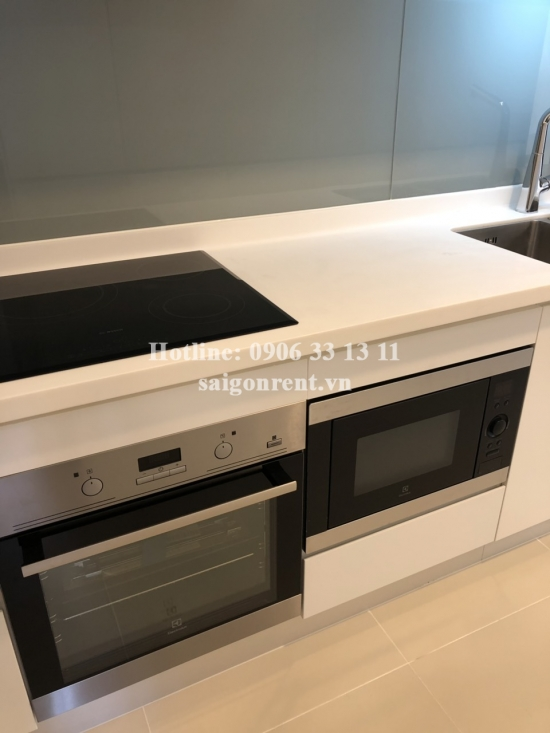 Gateway Building - Apartment 02 bedrooms on 25th floor for rent at 02 Le Thuoc street, Thao Dien Ward, District 2 - 90sqm - 1800 USD