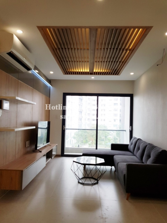New City Thu Thiem Building - Apartment 02 bedrooms on 5th floor for rent at 17 Mai Chi Tho street, District 2 - 80sqm - 850 USD