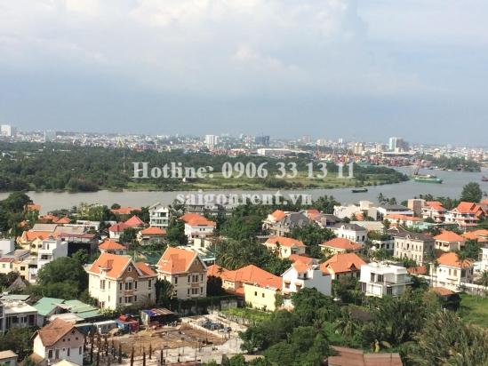 Masteri Building - Apartment 02 bedrooms on 18th floor for rent on Ha Noi highway - District 2 - 69sqm - 800USD