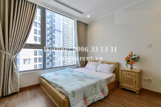 Vinhome Central Park - Nice Apartment 02 bedrooms for rent on Nguyen Huu Canh street - Binh Thanh District - 72sqm - 850 USD