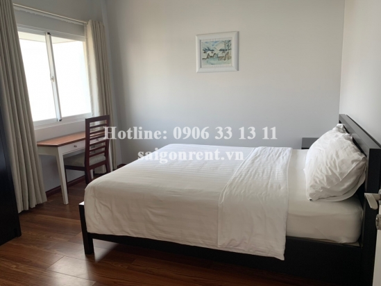Nice serviced apartment 01bedroom with separate living room for rent in Vo Thi Sau street. District 3 - 55sqm- 800 USD