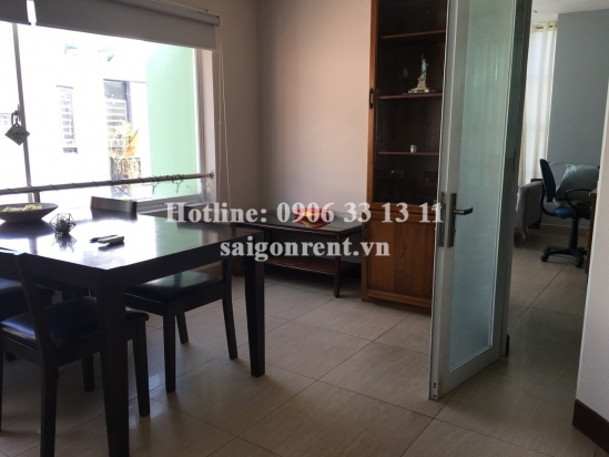 Serviced apartment 01 bedroom for rent on Nguyen Trai street, District 1 - 50sqm - 550 USD