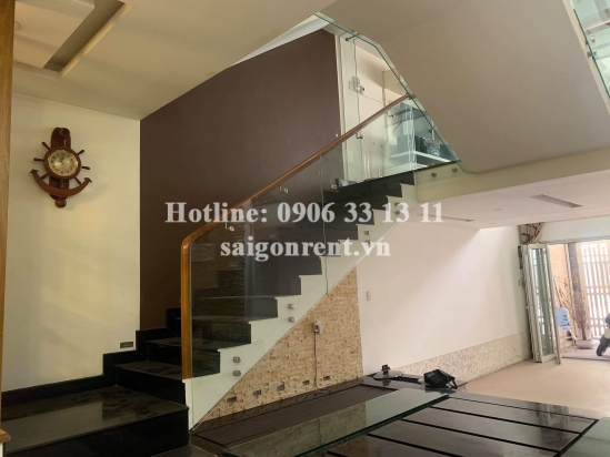 House 06 bedrooms for rent in Trung Son residential, District 7 - 300sqm - 1200 USD