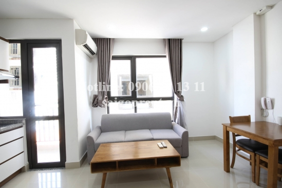 Serviced apartment 01 bedroom for rent on Quoc Huong street, District 2 - 45sqm - 500 USD