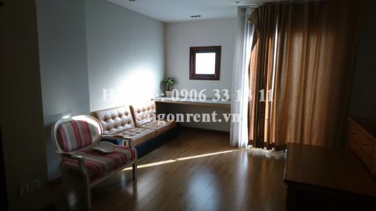 Service apartment 01 bedroom on 1st floor for rent on Nguyen Van Troi street, Phu Nhuan District - 60sqm - 550USD