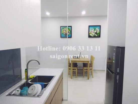 La Astoria 2 Building - Apartment 02 bedrooms for rent Nguyen Duy Trinh street, District 2- 55sqm - 550 USD