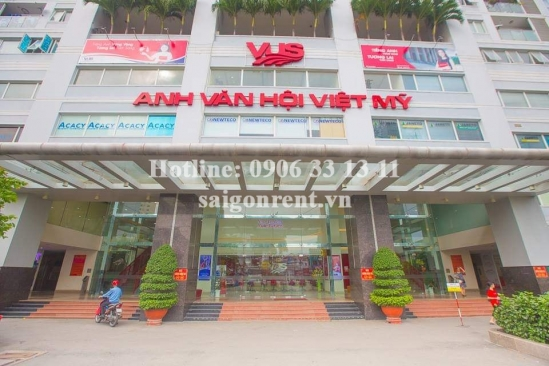 Morning Star Building - Apartment 03 bedrooms for rent on Xo Viet Nghe Tinh street, Binh Thanh District - 113sqm - 700USD