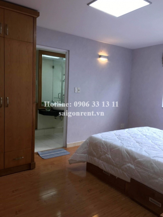 The He Moi Building - Nice apartment 02 bedrooms for rent at 17 Ho Hao Hon street, District 1 - 100sqm - 860USD( 20 millions VND)