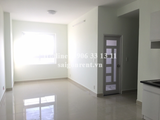 Topaz Home building- Apartment 03 bedrooms unfurniture on 14th floor for rent at 102 Phan Van Hon street, District 12 - 70sqm - 350 USD