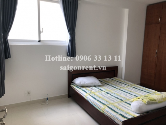 Cong Hoa Garden building - Apartment 02 bedrooms on 7th floor for rent at 20 Cong Hoa street, Tan Binh District - 70sqm - 730 USD( 17 millions VND)