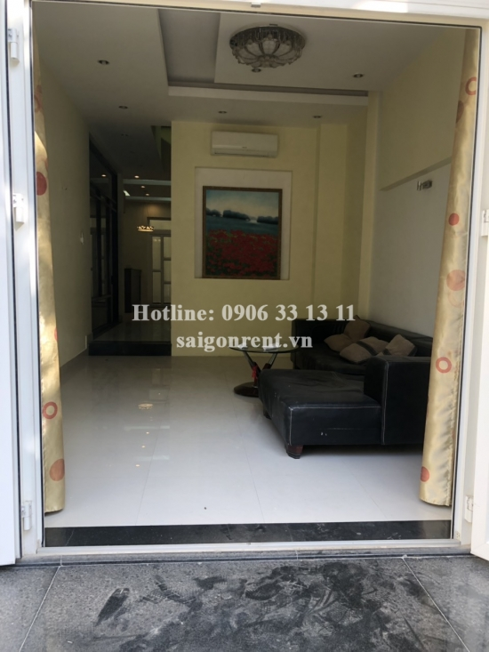 Villa with 05 bedrooms in Fideco compound for rent on Thao Dien Street, District 2 - 225 sqm - 2000 USD