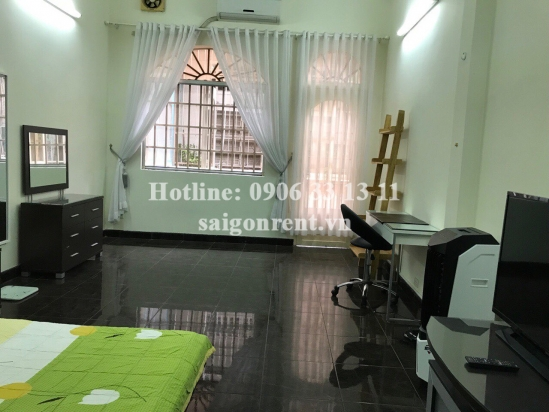 House(4x16m) with 04 bedrooms for rent on Tran Phu street, Ward 4, District 5 - 190sqm - 1000 USD