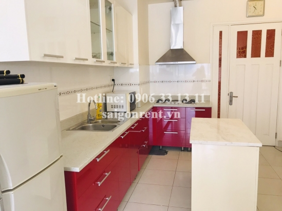 Apartment 02 bedrooms on 12th floor for rent in Ngo Tat To building, Ngo Tat To street, Binh Thanh District - 80sqm - 600 USD