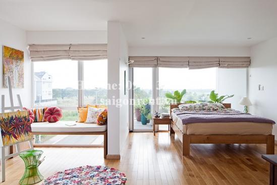 Villa 03 bedrooms for rent in Villa Thu Thiem on Quach Giai street, Thanh My Loi Ward, Ditrict 2- 350sqm - 2200 USD