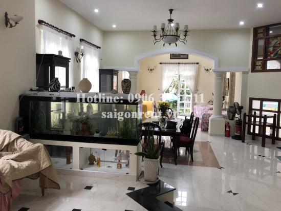 Villa 06 bedrooms for rent on Tran Nao Street, Binh An Ward, District 2 - 495sqm - 2500 USD