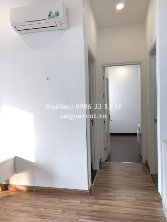 Tropic Garden Buidling - Apartment 02 bedrooms on 25th floor for rent on Nguyen Van Huong street, District 2- 80sqm - 750 USD