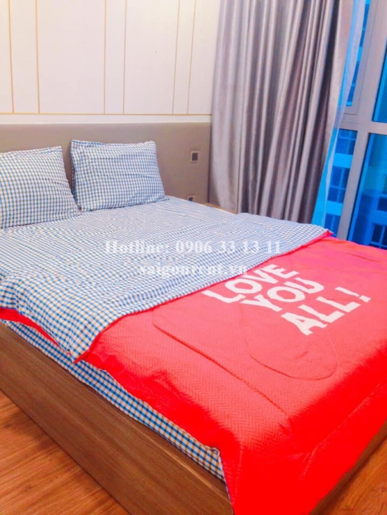Vinhome Central Park - Apartment 03 bedrooms on 28th floor for rent on Nguyen Huu Canh street - Binh Thanh District - 107sqm - 1700 USD