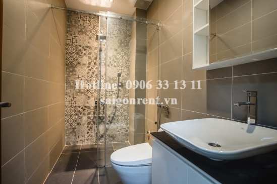 Nice serviced studio apartment with skylight for rent on Tran Nao street, Binh An Ward, District 2 - 38sqm - 500 USD