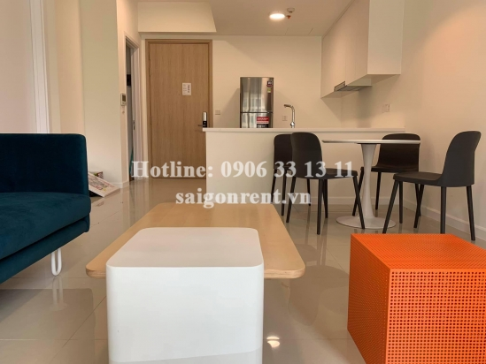Estella Heights Building - Beautiful 01 bedroom apartment on 7th floor for rent on Song Hanh street, An Phu ward, District 2 - 60 sqm - 1070 USD