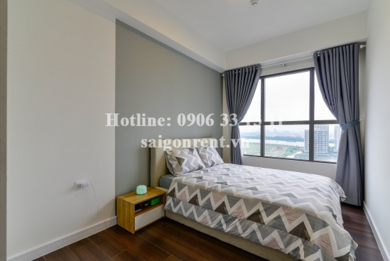 The Sun Avenue Building - Apartment 02 bedrooms on 21th floor for rent on Mai Chi Tho Street, Distreet 2 - 70sqm - 770 USD( 18 millions VND)