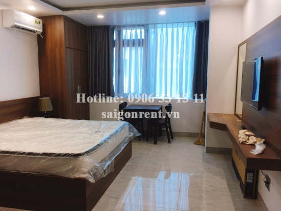 Serviced studio apartment for rent on Nguyen Thai Binh street, District 1 - 45sqm - 650 USD