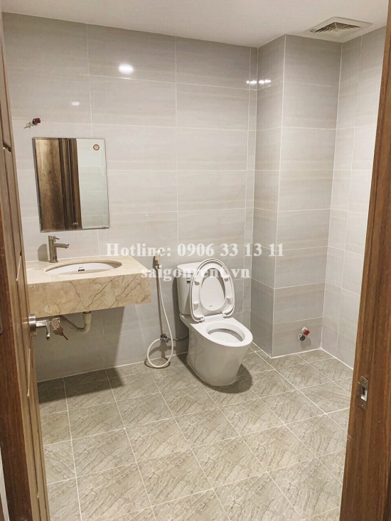 Serviced room for rent on Xo Viet Nghe Tinh street, Binh Thanh District - 20sqm - 350 USD