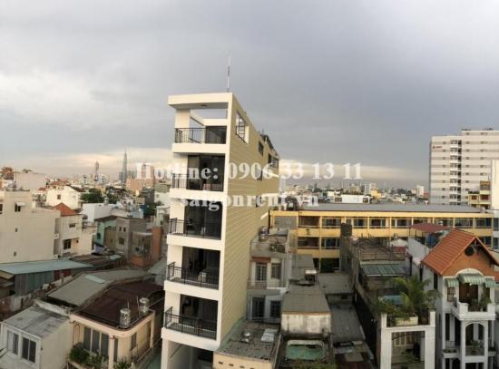 Serviced studio apartment 01 bedroom for rent on Nguyen Van Dau street, Binh Thanh District - 30sqm - 340 USD( 7.8 millions VND)