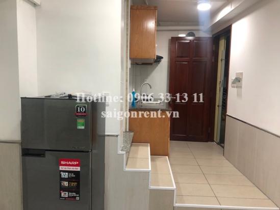 Apartment 02 bedrooms on basement  for rent in Ben Van Don street, District 4 - 70sqm - 450 USD