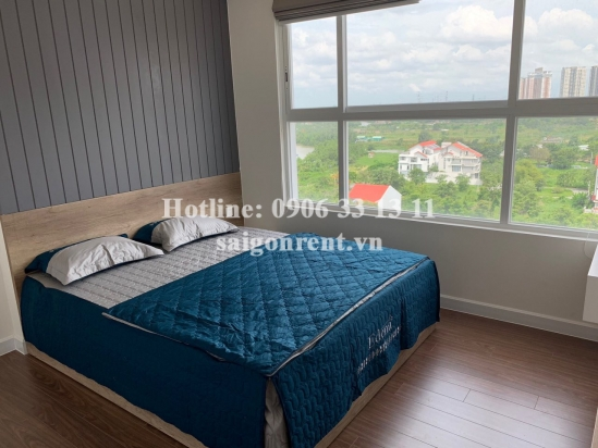 Sunrise Riverside Nha Be building- Apartment 03 bedrooms on 10th floor on Nguyen Huu Tho street, Nha Be District - Next to District 7- 92sqm - 860 USD( 20 millions VND)
