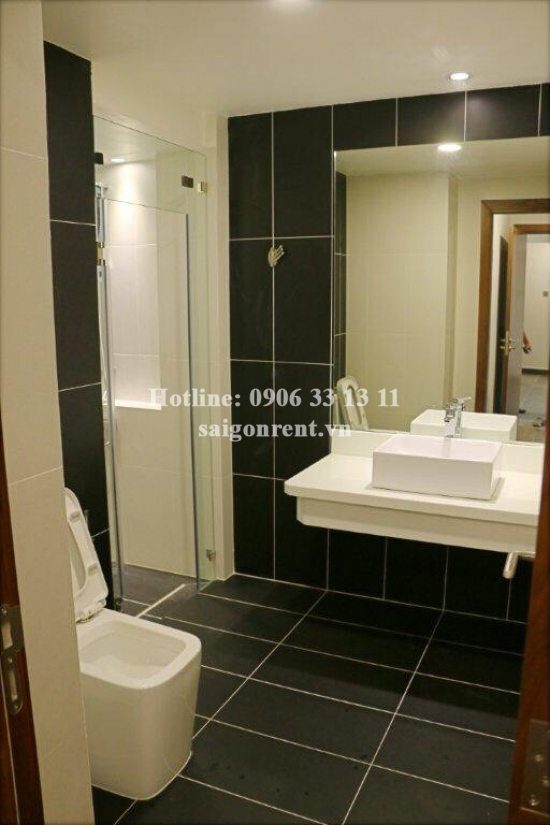 Penthouse Serviced apartment 03 bedrooms with garden for rent on Nguyen Van Troi street, Phu Nhuan District - 200sqm - 1300 USD( 30 millions VND)
