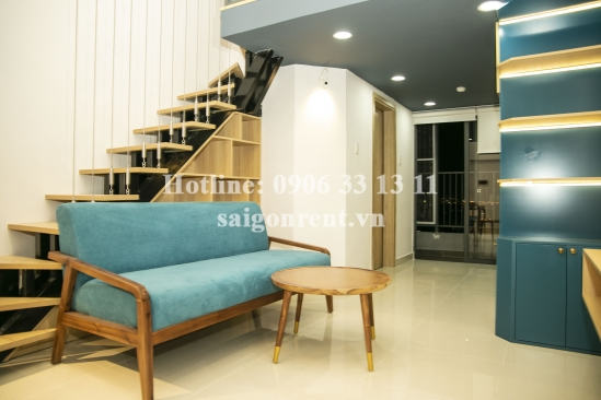 La Astoria 3 Building - Duplex Apartment 01 bedroom for rent Nguyen Duy Trinh street, District 2 - 43sqm - 430 USD