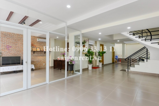 Nice serviced studio apartment 01 bedroom for rent on Xo Viet Nghe Tinh street, Binh Thanh District - 35sqm - 350 USD