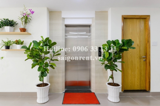 Nice serviced studio apartment 01 bedroom for rent on Xo Viet Nghe Tinh street, Binh Thanh District - 35sqm - 430 USD