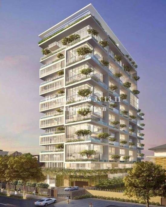 SERENITY SKY VILLAS - Luxury sky villa apartmnet 02 bedrooms with private swimming pool for rent on Dien Bien Phu street, Ward 7, District 3 - 124sqm - 4500 USD