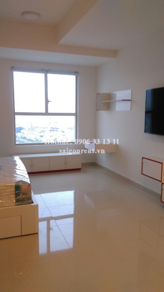Sunrise City View Building - officetel for rent on Nguyen Huu Tho street - District 7 - 38sqm - 600 USD(14 millions VND)