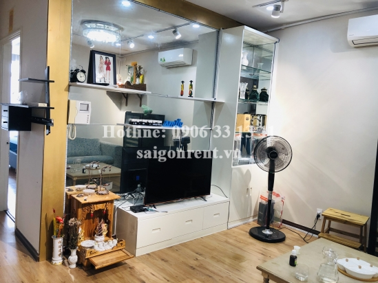 Copac Square Building - Apartment 02 bedrooms on 8th floor for rent on Ton Dan street, District 4 - 90sqm - 800 USD