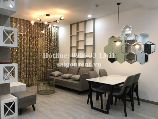 Sunrise Riverside Nha Be building- Apartment 02 bedrooms on Nguyen Huu Tho street, Nha Be District - Next to District 7- 70sqm - 780 USD( 18 millions VND)