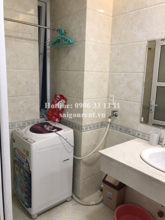 Serviced studio apartment 01 bedroom for rent on Nguyen Huu Canh street - Binh Thanh District - 40sqm - 390 USD