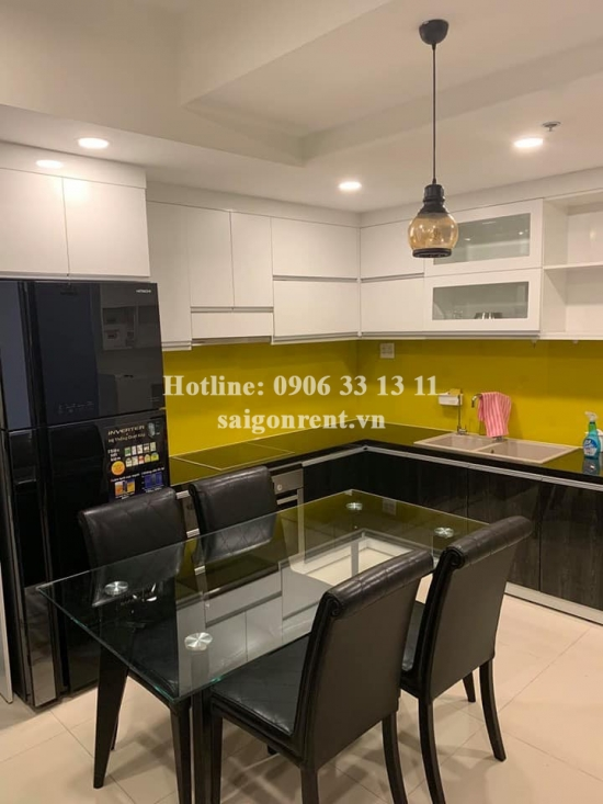 Masteri Building - Apartment 01 bedroom on 17th floor for rent on Ha Noi highway - District 2 - 50sqm - 720 USD