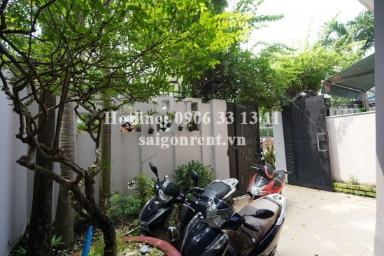 House 04 bedrooms for rent in Fideco compound on Thao Dien street, District 2 - 250sqm - 2300 USD
