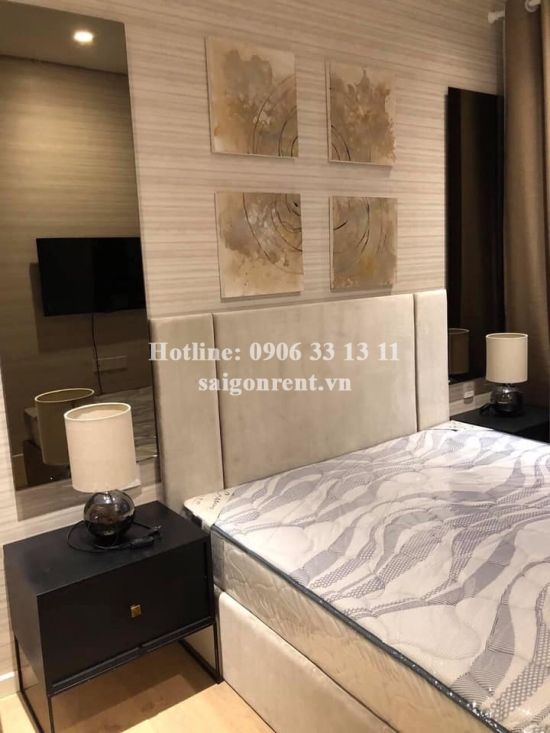 Diamond island Building - Apartment 02 bedrooms on 12th floor for rent on Mai Chi Tho street, District 2 - 75sqm - 900 USD