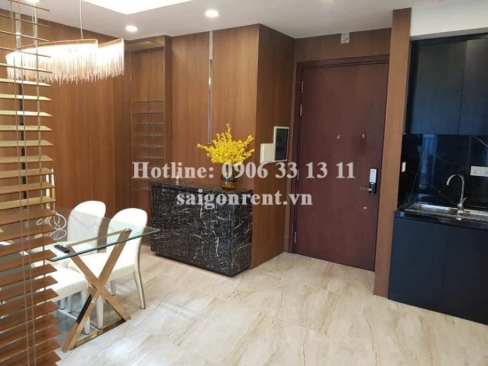Vista Verde building - Apartment 01 Bedroom  for rent on Dong Van Cong street, Thanh My Loi ward - District 2 - 50sqm - 700 USD