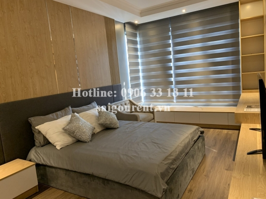 Estella Heights Building - Beautiful 04 bedrooms apartment on 28th floor for rent on Song Hanh street, An Phu ward, District 2 - 180 sqm - 3300 USD