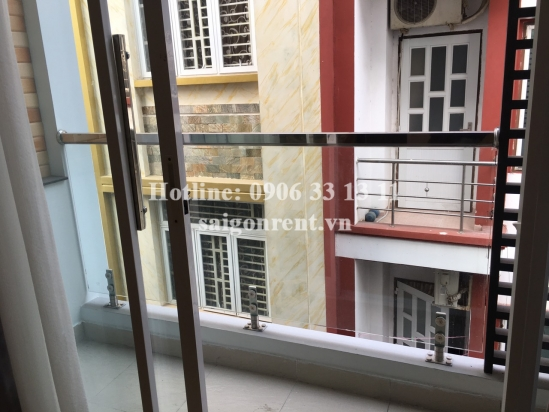 Serviced apartment 01 bedroom with balcony for rent on Nguyen Thi Minh Khai Street, District 1 - 55 sqm - 650 USD
